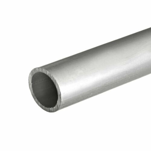 "Seamless 3/"" OD x 0.065/"" Wall x 24/"" long 6063-T52 Aluminum Round Tube"