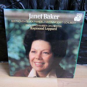 BRAND-NEW-SEALED-JANET-BAKER-BEETHOVEN-GLUCK-HAYDN-MOZART-PHILIPS-6767-001-4xLP