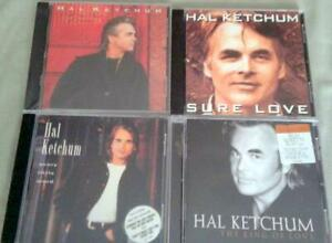 hal ketchum 4 cd collection past the point of rescue sure love the king of love ebay ebay