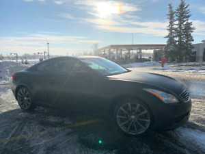 2010 INFINITI G37X AWD CHEAPEST IN ALBERTA