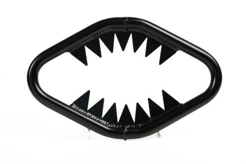 XFR Yamaha Blaster YFS 200 JAWS ALUMINUM BUMPER 1988-02 JSE201-MBK MATTE BLACK