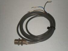OMRON E2E-X2ME1 Proximity Sensor,Inductive,8mm,NPN,NO