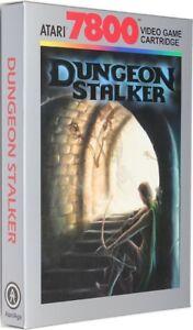 Dungeon-Stalker-Original-Atari-7800-Homebrew-Game-New