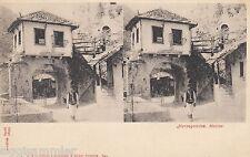 Mostar Stereo-AK um 1900 Bosnien-Herzegowina 1606497