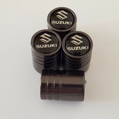 Suzuki Titane Valve Pneu Capuchons anti-poussière Plastique à l/'intérieur de tous les modèles AERIO SX4 Bandit