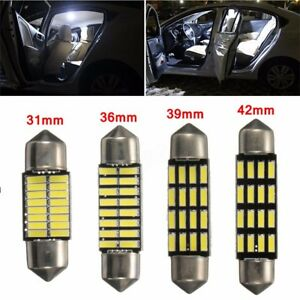 31mm-36mm-39mm-42mm-Canbus-SMD-LED-Bombillas-Luz-Interior-Coche-Light-Error