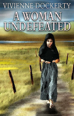1 of 1 - A Woman Undefeated, Dockerty, Vivienne, Dockerty, Very Good Book