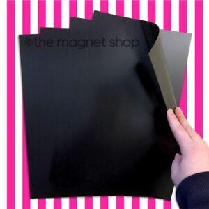 Flessibile magnetico foglio A4 Autoadesivo 0,75 mm di spessore