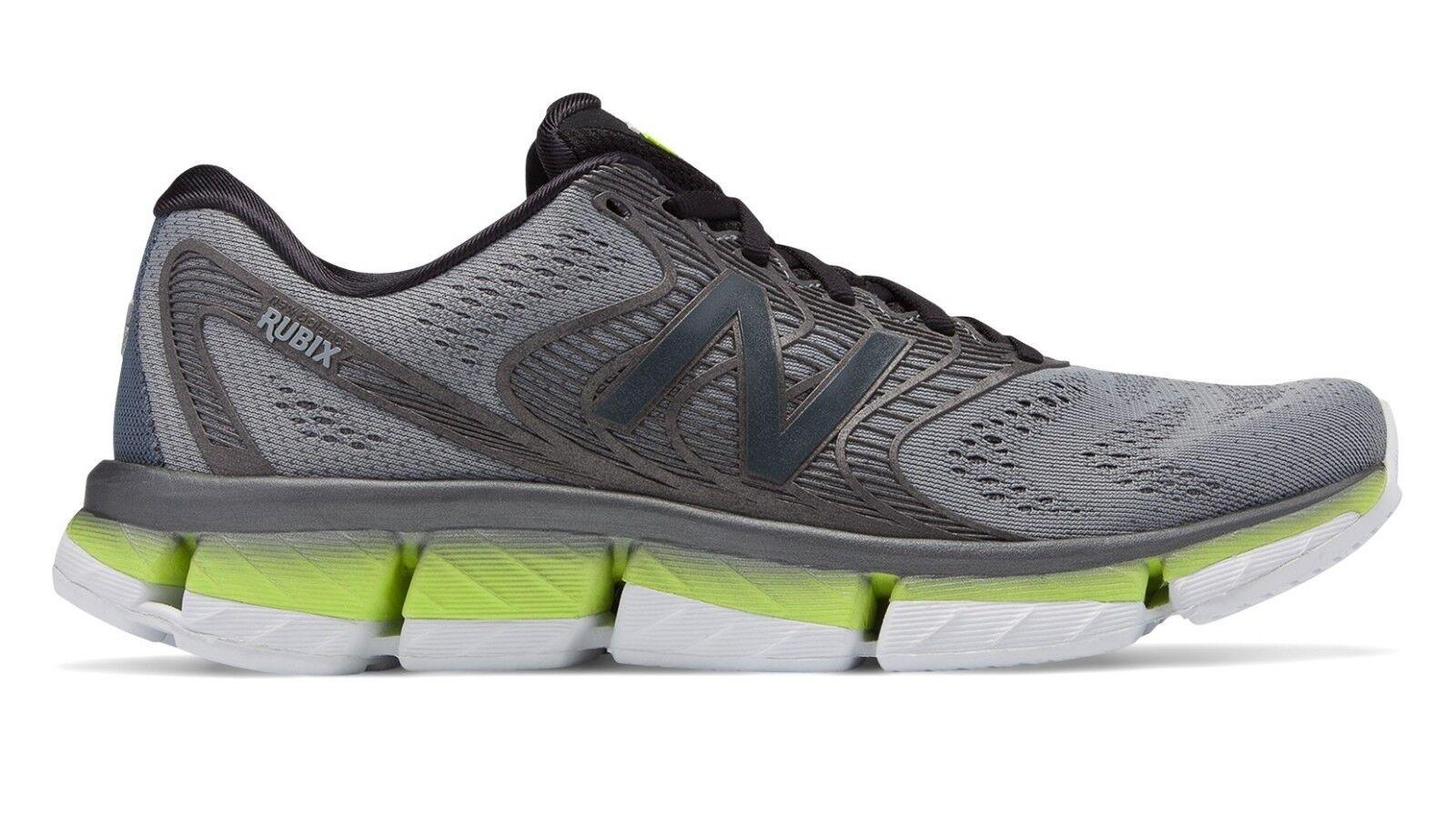 New Balance MRUBXGY Men's Rubix Silver Yellow Stability Midsole Running Running Running shoes 8889bd