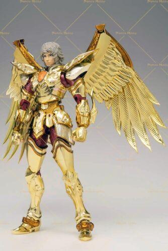 BANDAI Sagittario Sagittarius Aiolos Cloth Legend of Sanctuary adesivo argento