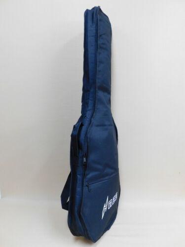 1 of 1 - Haze Gig Bag for Electric Guitar Fits LP Tele Strat