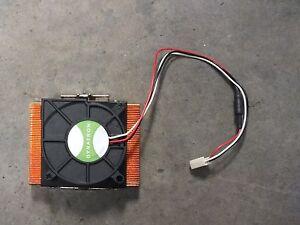 Socket-A-370-462-7-Copper-heatsink-fan-Low-Profile-Dynatron-Fan-Blower