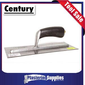Century-Curved-Stainless-Steel-280mm-Plastering-Trowel-CGC280