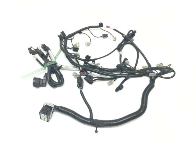 2016 Ford Explorer Engine Wire Harness FU5T12C508J4CP7  Ford Explorer Fuel Injector Wiring Diagram on