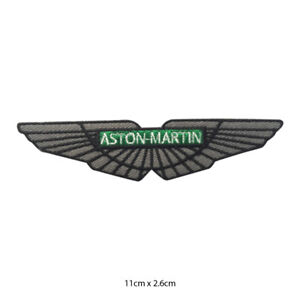 Aston-Martin-Car-Brand-Embroidered-Patch-Iron-on-Sew-On-Badge-For-clothes-etc