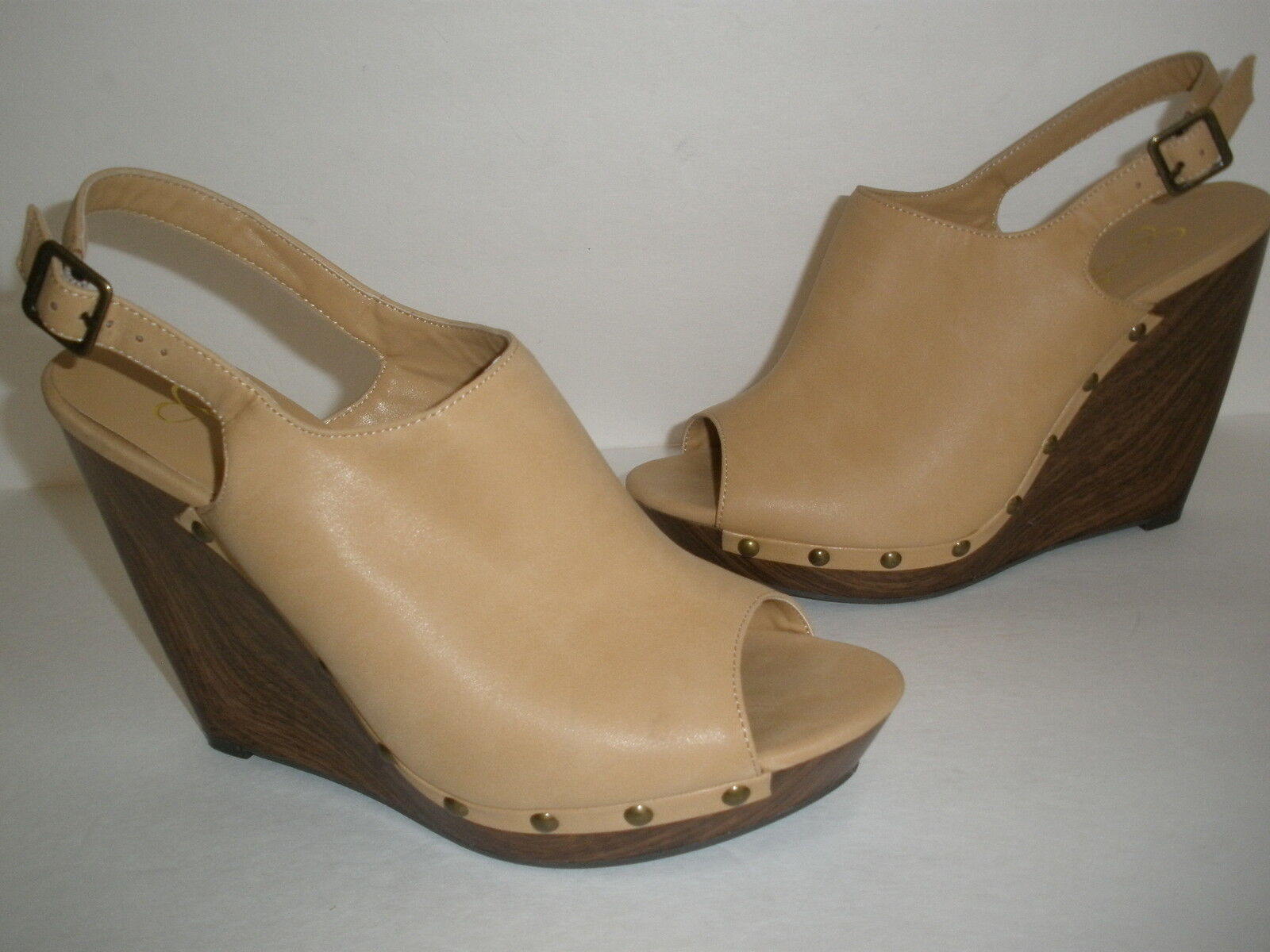 JESSICA SIMPSON SEXY Wedge size US 9 EUR 39 NEW HOT RARE
