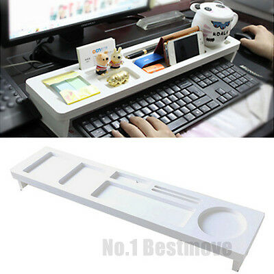 New Office Tidy Multifunction Desktop Storage Rack Desk Organizer Holder Shelf