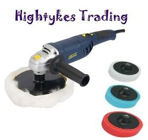 boat buffing machine