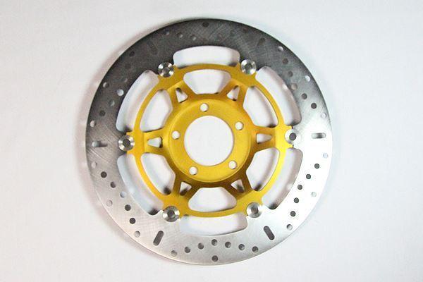 Para Suzuki Gsx-R 1100 Wp / Wr / Ws / Peso (Gu75a) 93>96 EBC Izquierdo Delante