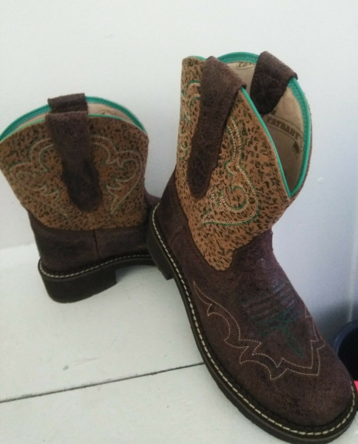 Ariat Women Ankle boot.Size 6.5B