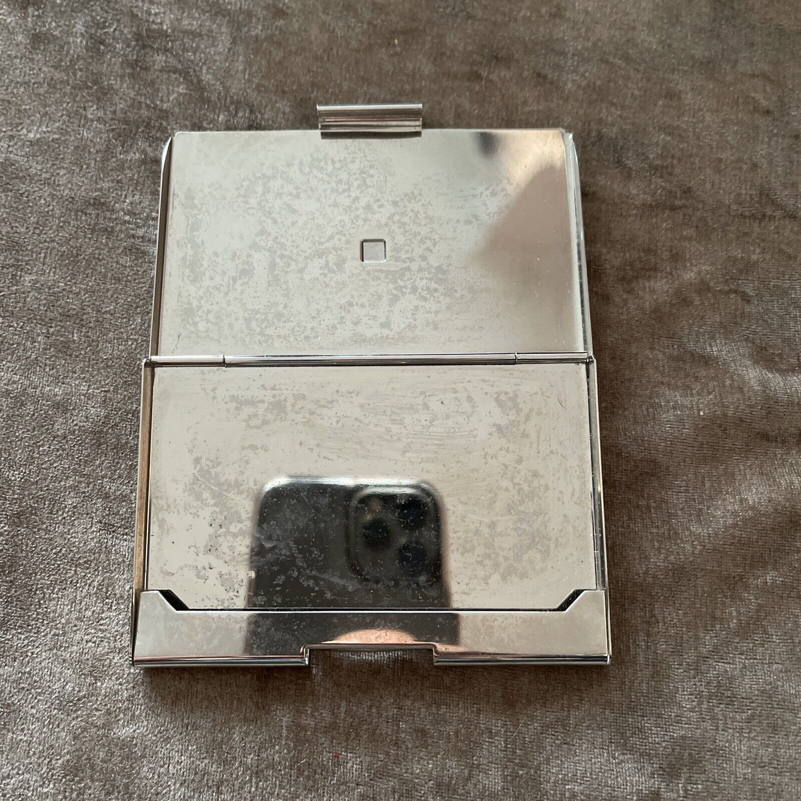 Business Card Case/Holder VGC Free P&P LOTS LISTED (L21)
