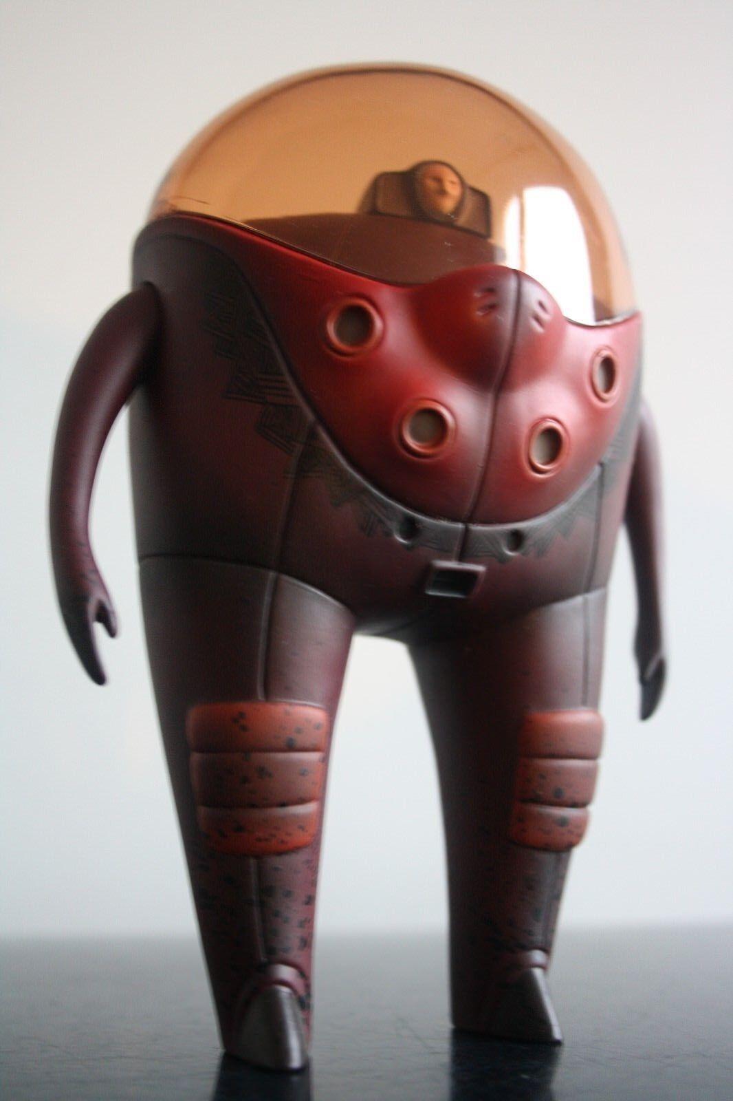 MARS-1  Berliner StrangeCo Designer giocattolo OBSERVER 8   rosso ED.750  designer online