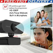 LOGITUBO Pro USB Webcam full 1080P Video Streaming Web Cam Autofocus with Microphone
