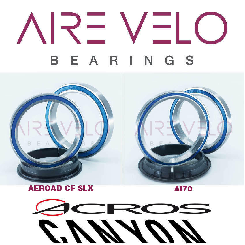 CANYON ACROS HEADSET BEARING PAIRS - AI70 AND AEROAD CF SLX