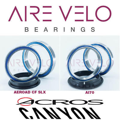 CANYON//ACROS AEROAD SLX HEADSET BEARING SET BY KINETIC