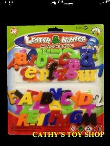 52-PCs-Magnetic-Magnets-Alphabet-Letters-Capital-Letters-amp-Lower-Case-Letters