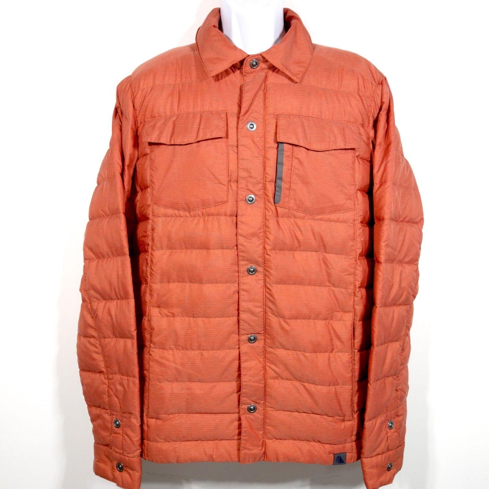 Ll Bean  downtek plumas de ganso NYLON Puffer chaqueta de hombre medio alto Mt ligero  n ° 1 en línea