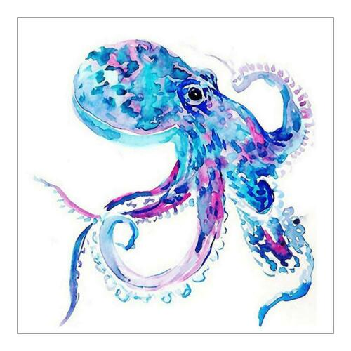 5D DIY Full Drill Diamond Animal Embroidery Painting Cross Stitch Kits Crafts