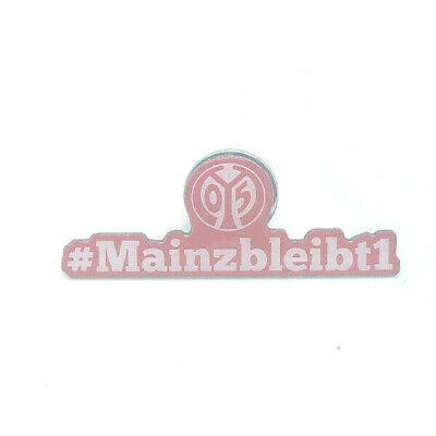 1 FSV Mainz 05 /'Mainzbleibt1 Pin Logo Anstecker Fussball Bundesliga #103