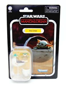 The Child Baby Yoda Star Wars Mandalorian Vintage Collection 3.75 Scale Figure