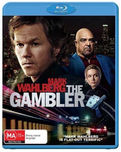 1 of 1 - The Gambler (Blu-ray) Crime, Drama, Thriller, Mark Wahlberg, John Goodman