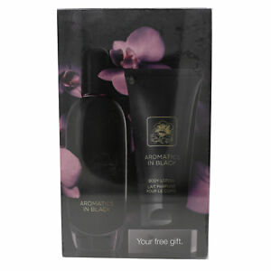Clinique-Exclusive-Aromatics-In-Black-2-Pieces-Gift-Set-New-In-Box