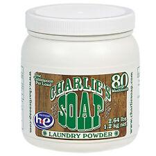 Charlies Soap Laundry Powder - 2.64 lb Powder