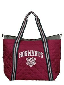 Harry-Potter-Bolso-Bandolera-Hogwarts-48x37x12cm-Original-BIOWORLD-Warner-Bros
