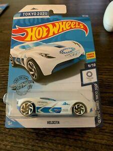 2020 Hot Wheels K Case Velocita Tokyo Olympics 2020 #167