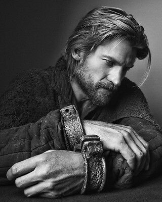 """GAME OF THRONES--NICKOLAJ COSTER-WALDAU-- """"Jamie Lannister"""" 8x10 Print"""