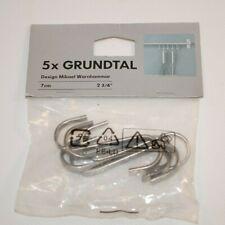 30 STAINLESS STEEL BEADING NEEDLES ~ 10cm x 0.45mm ~Thread~Nylon cord UK. 38B