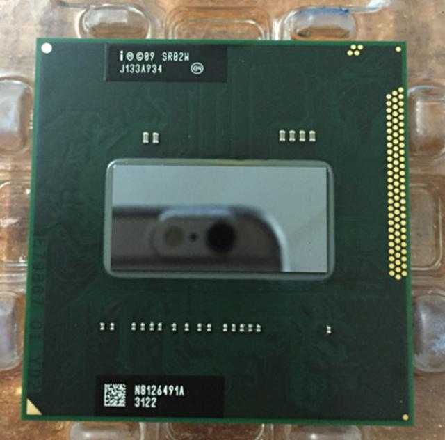 Intel Core I7-2760qm 2 4ghz SR02W Laptop CPU Processor Socket G2