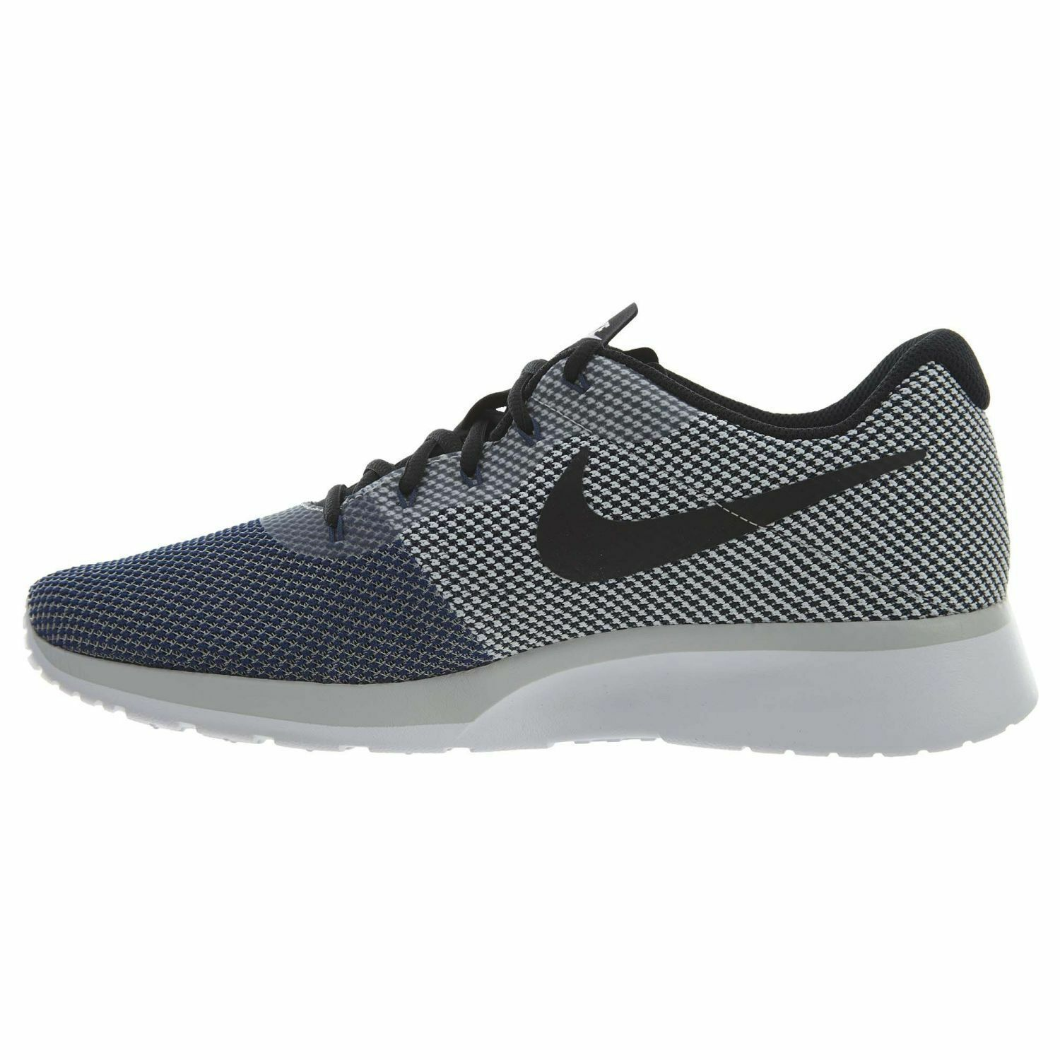 Nike Tanjun Racer Girl 921669-005 Vast Grey Knit Mesh Running shoes Size 8