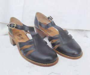 chaussures pour femme en cuir