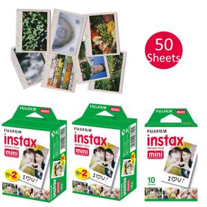 50-Sheets-Fujifilm-Instax-Instant-Film-For-Mini-SP-1-2-90-8-9-25-7S-50S-Cameras