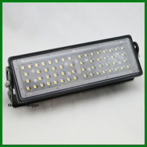 Details About Maxxima 56 Led Work Flood Scene Light 5 000 Lumens Mwl 61