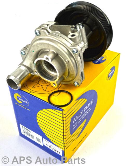 Ford Transit 06-> Water Pump Timing Pulley Belt Chain Van Service New Oil Diesel