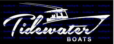 Car//SUV//Truck Vinyl Die-Cut Peel N/' Stick Decals Outdoors Turner Boatworks