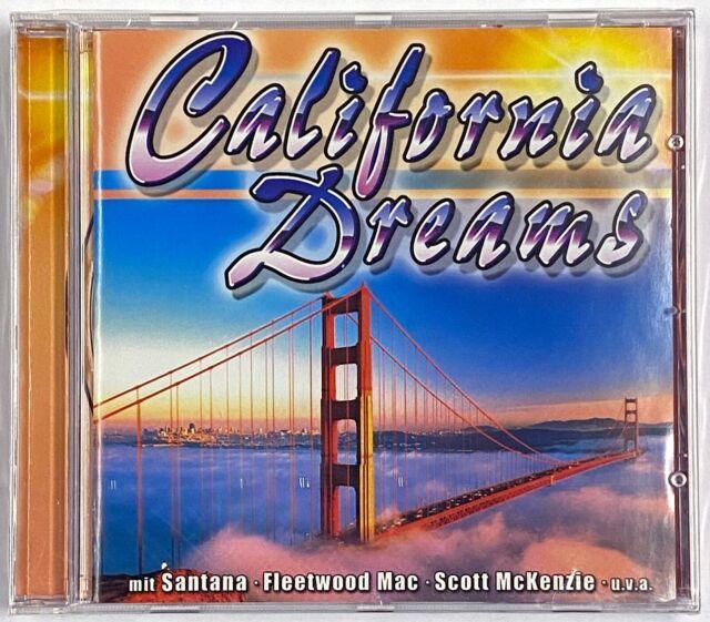 California Dreams - Santana Fleetwood Mac uvm. - CD Neu OVP (Musik-445
