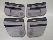 Subaru Forester SG9 STi 2004 Interior Door Card Panel Trim Set #1